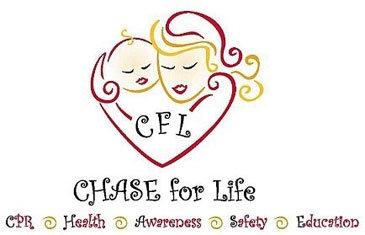 CHASE For Life logo